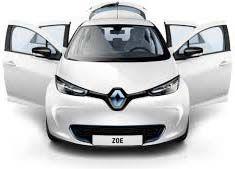 coches eléctricos zoe