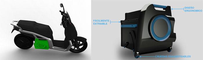 scutum moto electrica - 700-2