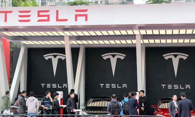 Tesla datos