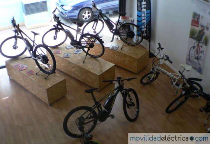 kvolt - bicicletas eléctricas