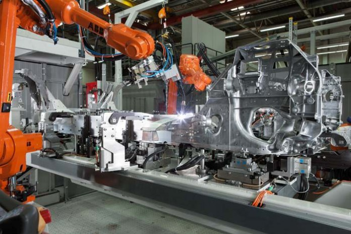 bmw i8 fabricación leipzig