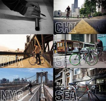 the bike design project - 350