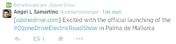 I .Ozone Drive Electric Road Show - 350