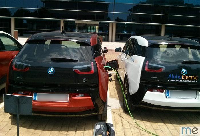 BMW i3 de Alphabet