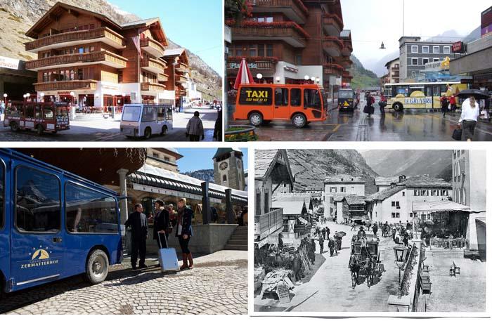 zermatt vehiculos eléctricos - 700