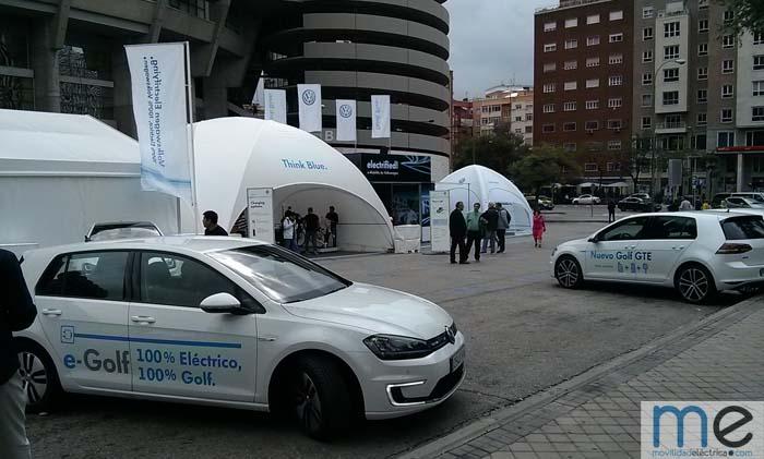 volkswagen e-up e-golf y gte barcelona - 700