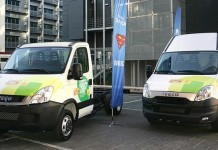 iveco daily electrica