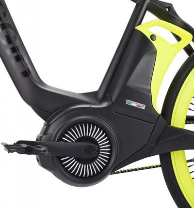 bicicleta eléctrica de piaggio - 350