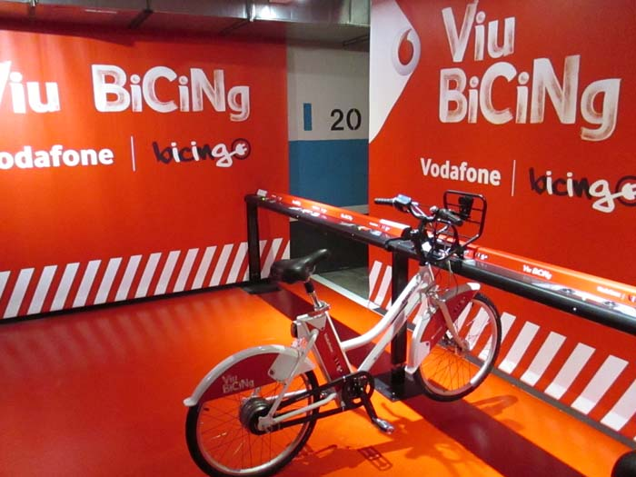 bicing barcelona - 700-2