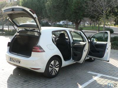 volkswagen e-golf - 350