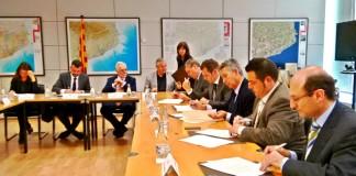 firma convenio puntos de recarga estaciones fgc cataluna