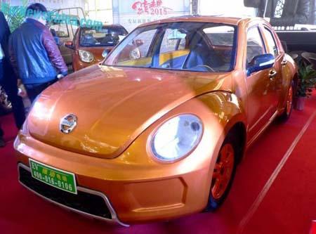 vw beetle chino - 450