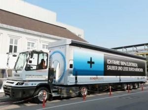 e-truck bmw - 350