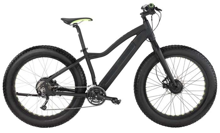 BH Bike EVO Big foot 2 - 700