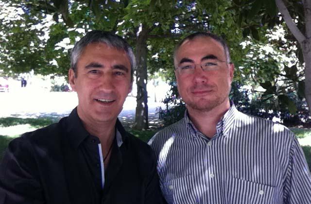 Carlos y Gonzalo en Movilidad Eléctrica