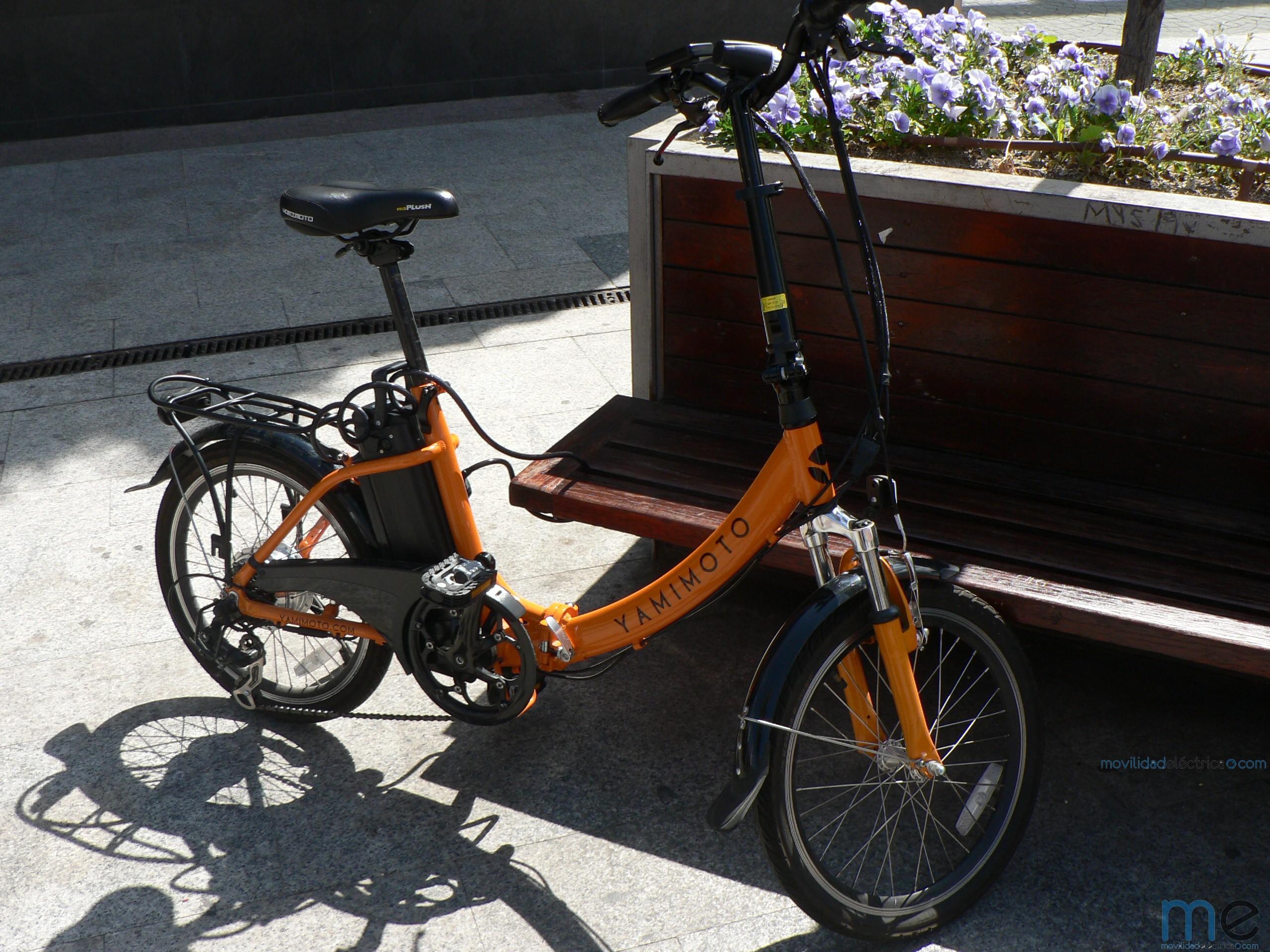 Bicicleta eléctrica Yamimoto