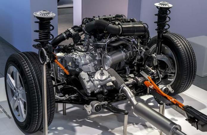 bmw hibrido enchufable phv diesel