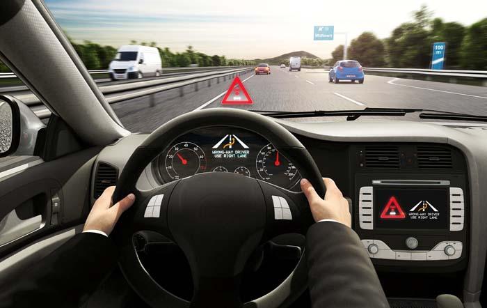 bosch alerta conductor suicida - 700