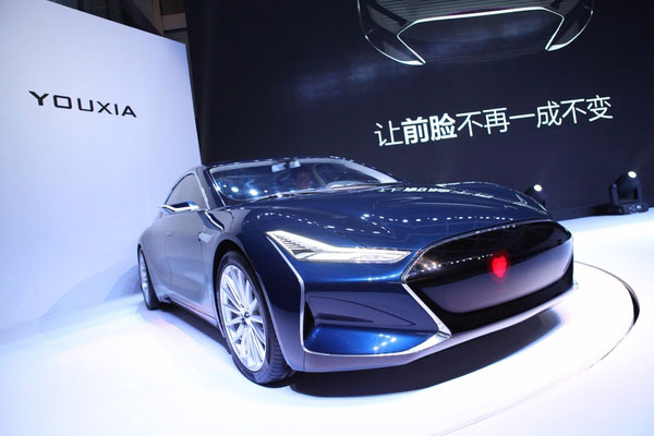 youxia x - 700