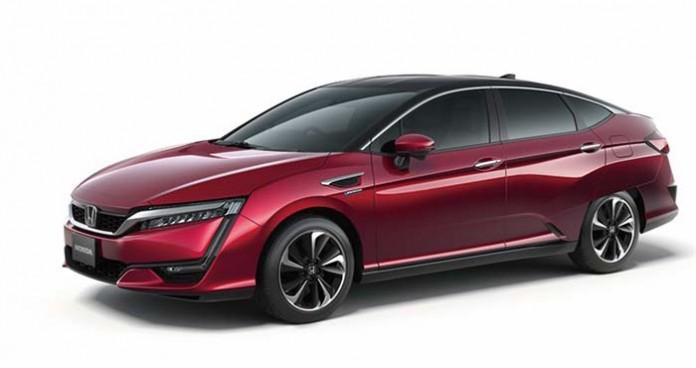 Honda FCV Tokio 2015