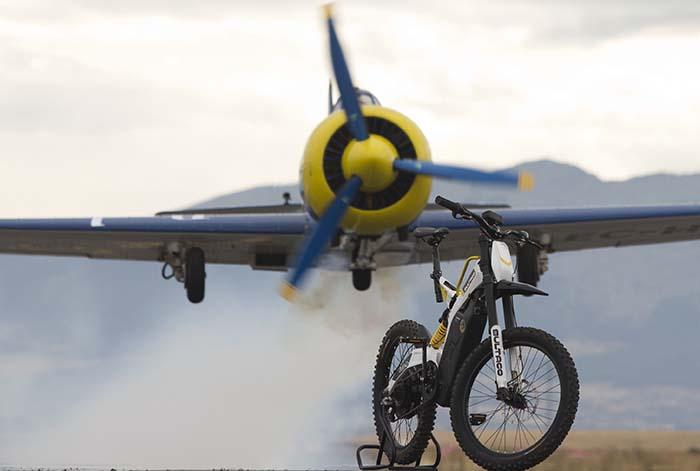 bultaco brinco air show