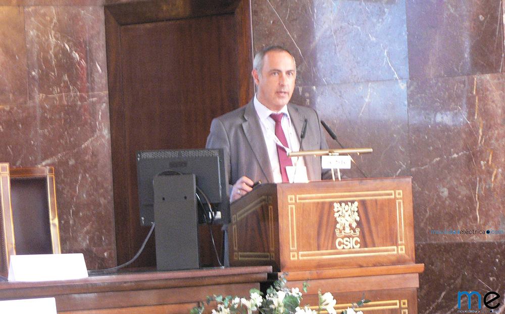 Joaquin Chacon, CEO de Albufera Energy Storage