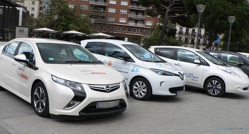 Opel Ampera en VEM 2015-Madrid