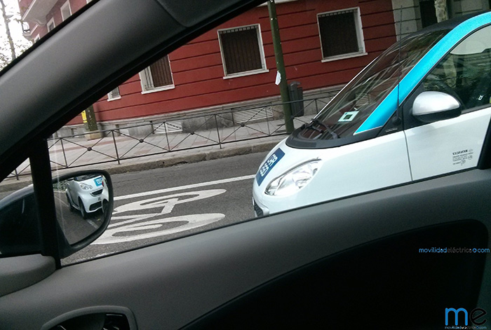 car2go smart fortwo ed