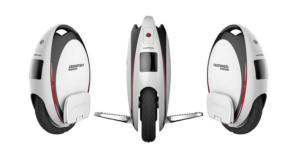 fastwheel monociclo electrico