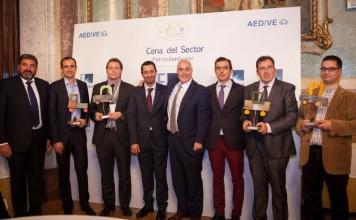 ganadores premios aedive 2015