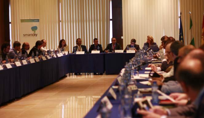 Comité Técnico de la Red Española de Ciudades Inteligentes RECI