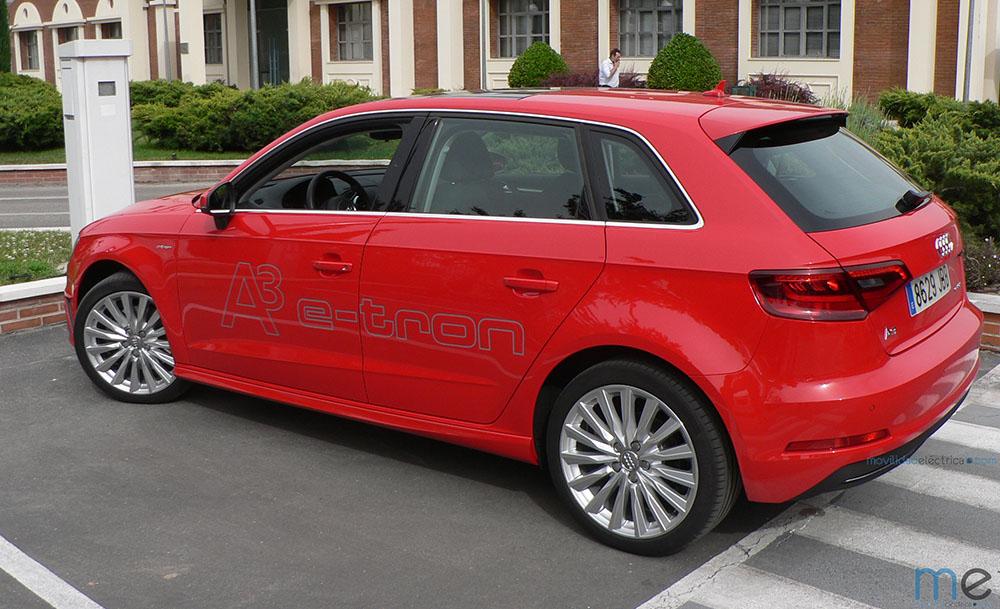 Audi a3 sportback etron