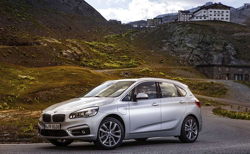 BMW Serie 2 Active Tourer 225 Xe