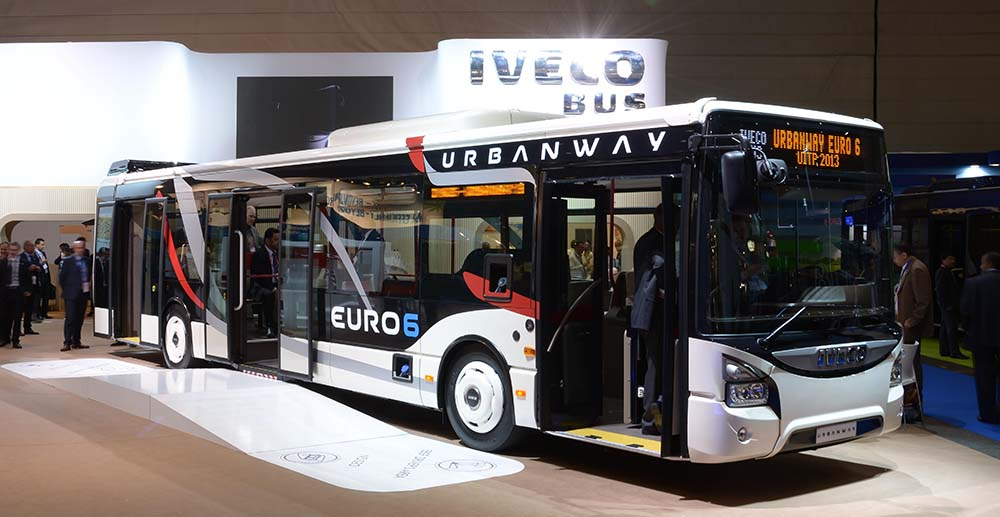 Urbanway Euro VI COP 21