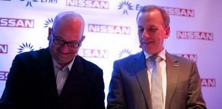 firma acuerdo nissan enel