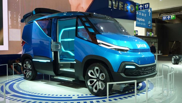 iveco vision