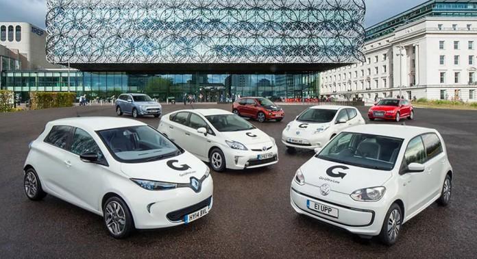 vehiculos electricos reino unido