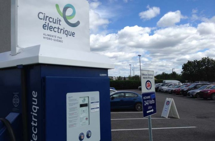 circuit electrique hydro quebec