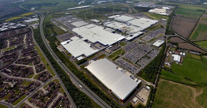 fabrica Nissan de Sunderland