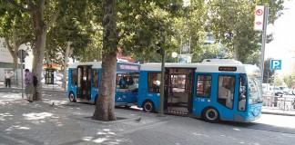 minibus electrico emt
