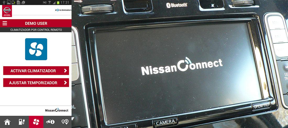 NissanConnectEV