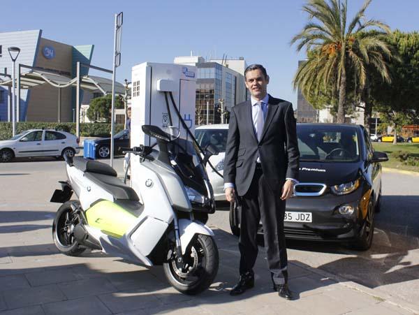 Francisco Dominguez de BMWi