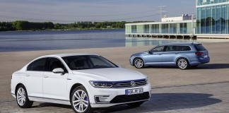 Versiones berlina y Variant del Volkswagen Passat GTE