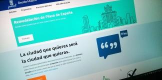 Web Decide Madrid