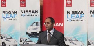 Marco Toro, Nissan