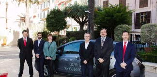 nissan leaf govern balear