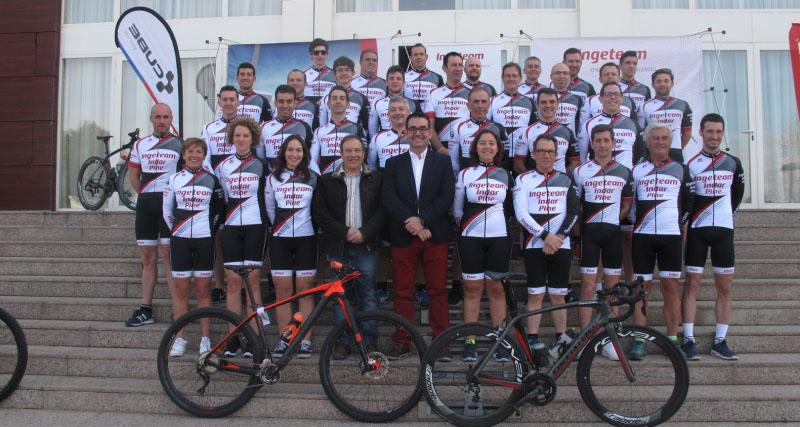 Equipo ciclista Ingeteam-Rumbo