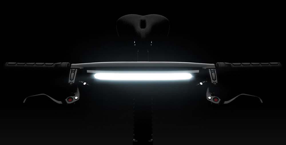 Luz diurna patentada de la Gogcycle G3
