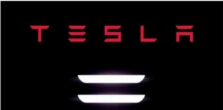 Nuevo Tesla Model 3 Logo