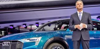 Stefen Niemand director de vehículos eléctricos de Audi